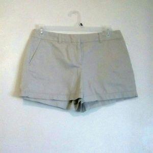 ANN TAYLOR Loft Shorts, Factory, Size 8